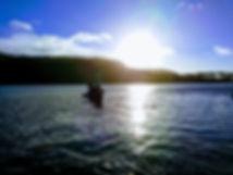 Canoeing Coniston