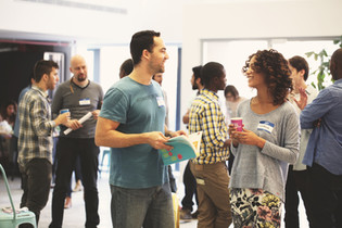 HOW TO MAKE THE MOST OF A CAREERS FAIR