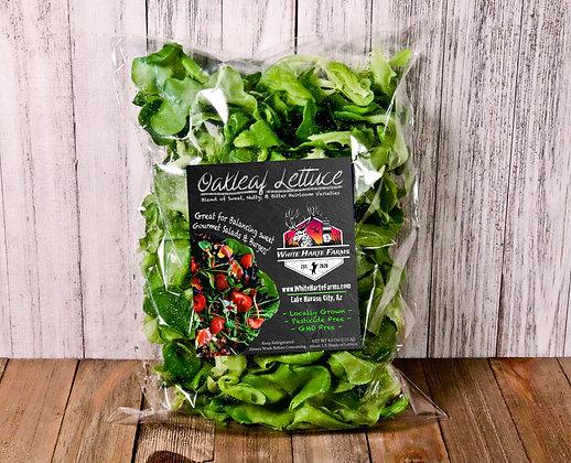 Oakleaf Lettuce 4oz Large Bag
