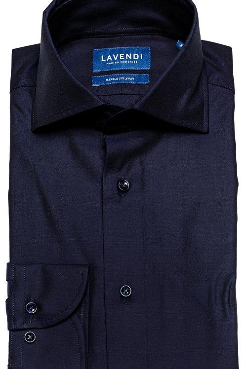 Shirt L/M Lavendi Navy
