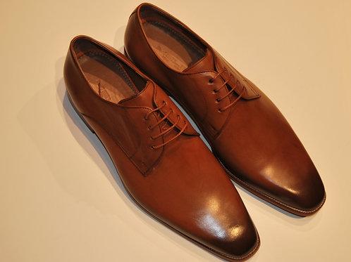 Melik Shoes Micro Cognac
