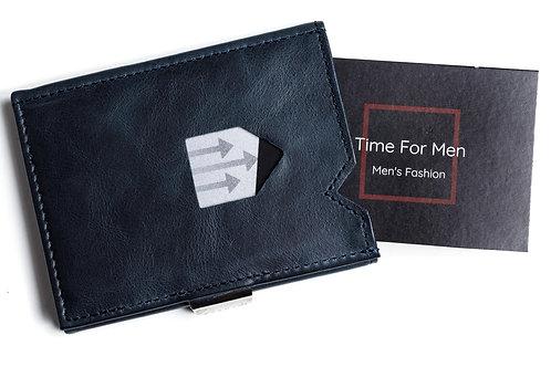 Wallet Exentri Blauw