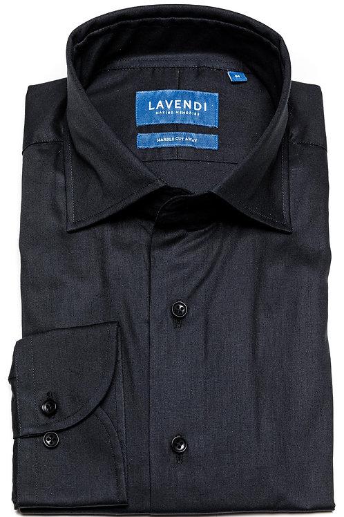 Shirt L/M Lavendi Zwart