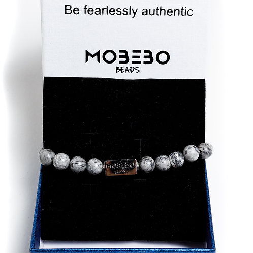 Armband Mobebo Black/White