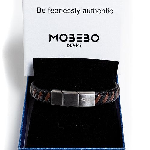Armband Mobebo Black/Brown
