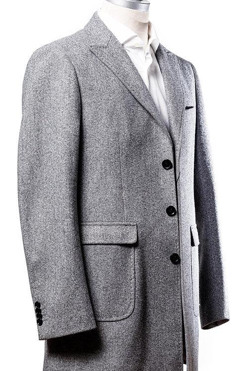 Overcoat Grey Carter & Davis