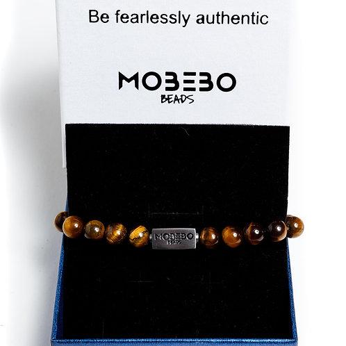 Armband Mobebo Brown/Black