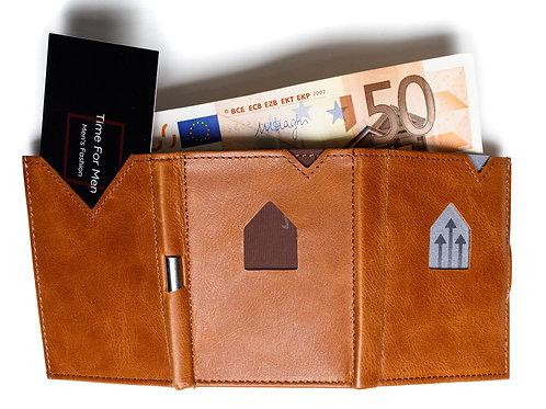 Wallet Exentri Camel
