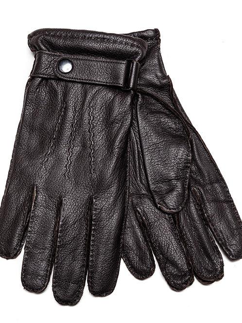 Handschoenen 100% Leer Bruin