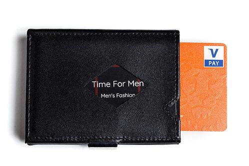 Wallet Exentri Zwart