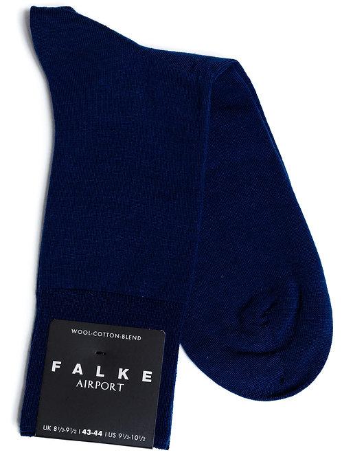 Falke Sokken Royal Blue