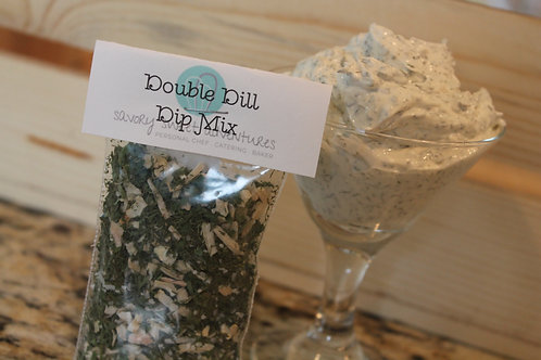 Double Dill Dip Mix