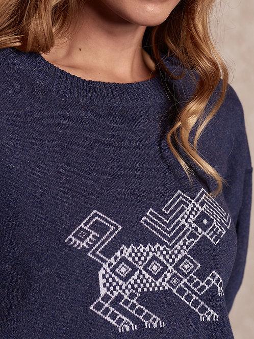 Kej Cotton Sweater