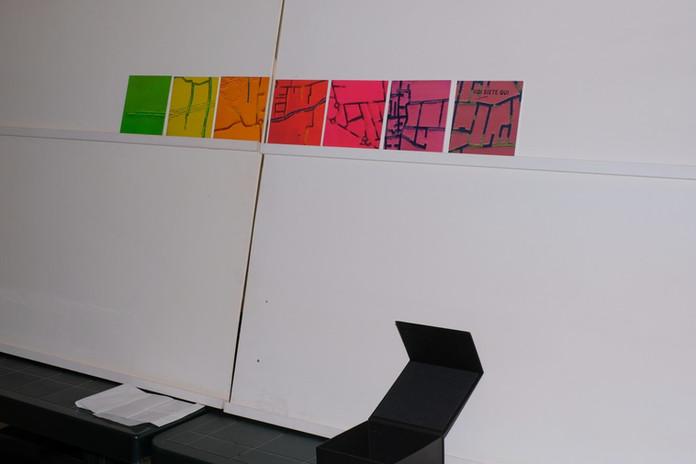 foto back stage 2020 lettura portfolio (