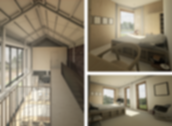 passivhaus passive house design proposal architecture visualisation