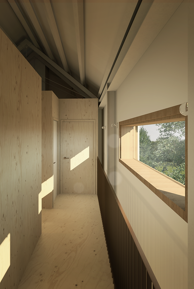 passivhaus passive house design proposal architecture visualisation