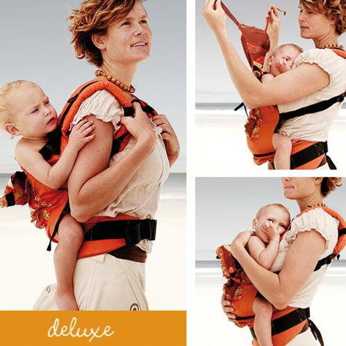 African Baby Carrier Deluxe Baby Carrier I Foxy Mama