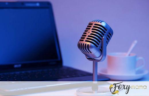 Foxy Mama radio interview