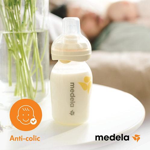 Medela Calma and Breastmilk Bottle 150ml x 2 bottles