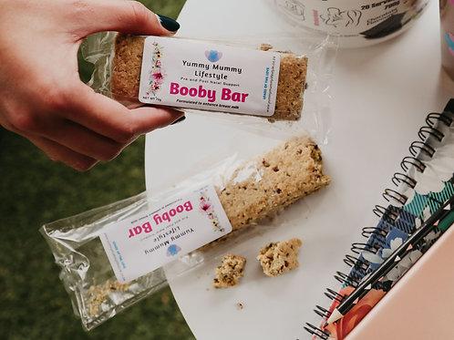Yummy Mummy Booby Bar Lactation Bar cookies I Foxy Mama