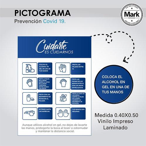 PICTOGRAMA DE PREVENCIÓN