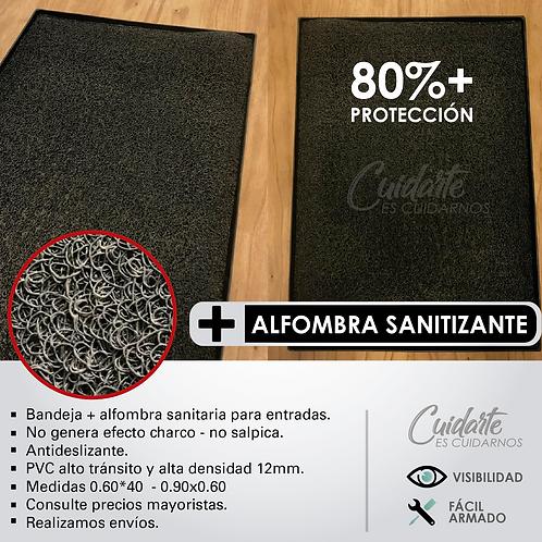 ALFOMBRA SANITIZANTE 80x50