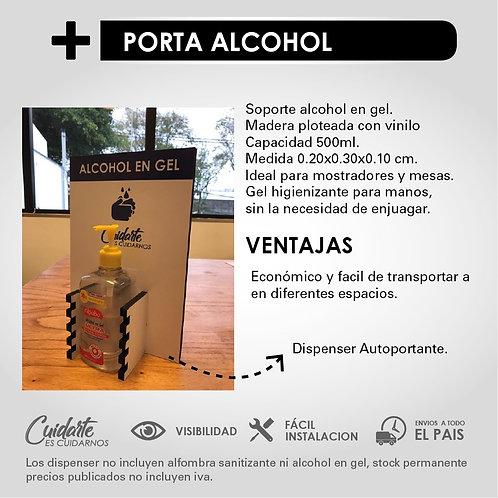 PORTA ALCOHOL