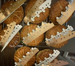 """Galette des Rois or """"French Galette"""""""