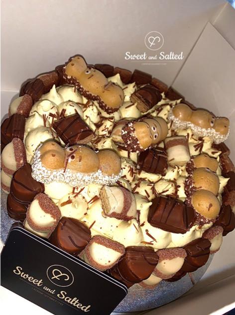 Kinder-Bueno Cake