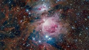 Wielka Mgławica Oriona - M42