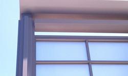Glass Windbreak / Beauty Wall