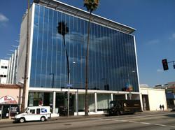 High Rise Glass Curtain Wall