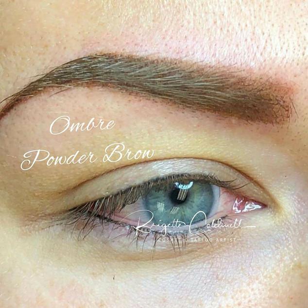 Ombré Powder Eyebrows Broken Arrow, OK