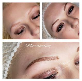 Microblading Eyebrows Broken Arrow, OK