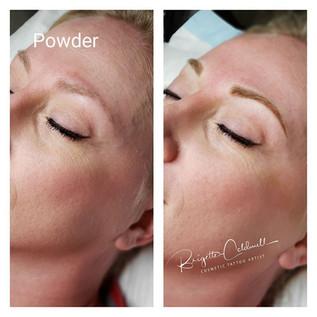Powder Eyebrows Broken Arrow, OK