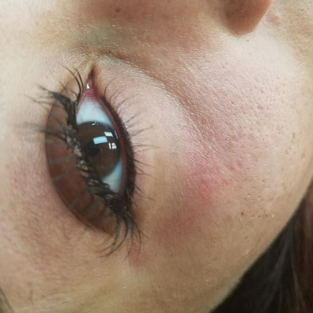 Lash Line Enhancement - Eyeliner Tattoo Broken Arrow, OK