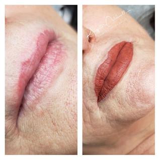 Lip Liner - Broken Arrow, Oklahoma
