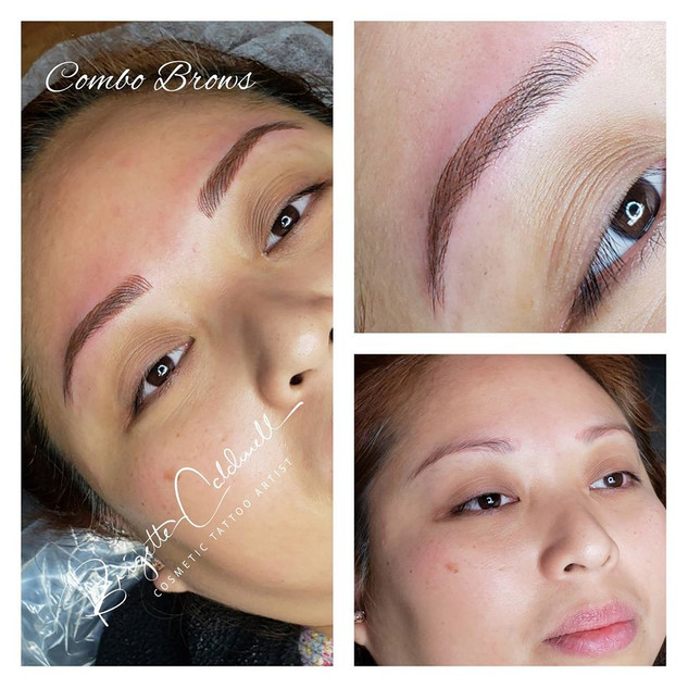Combo Eyebrows Broken Arrow, OK