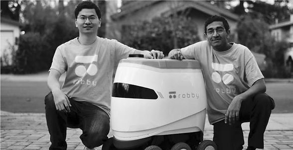 Robby founders