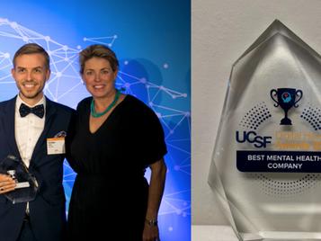 Meru Health Wins Best Mental Health Company at UCSF Digital Health Awards