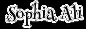 Sophia Ali