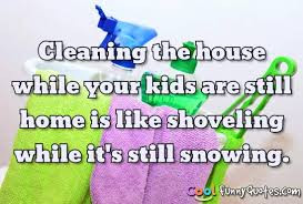 Times To Clean!