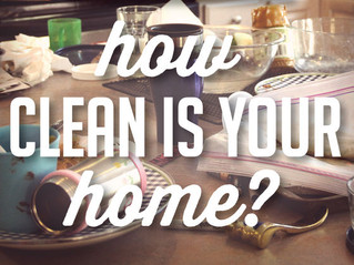 How Clean Are You?