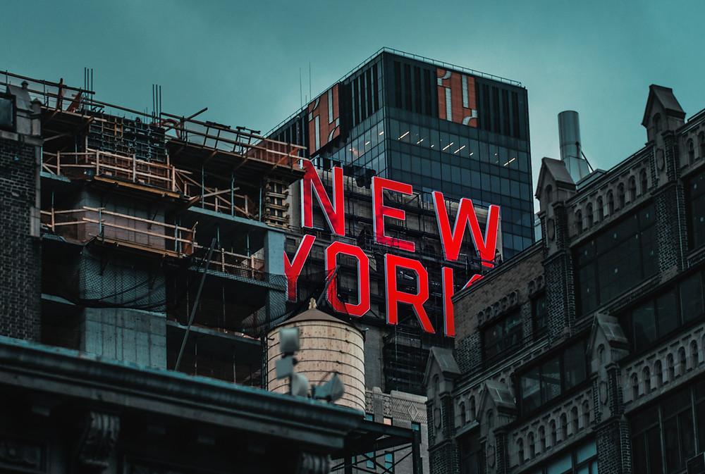 wypadek Nowy Jork