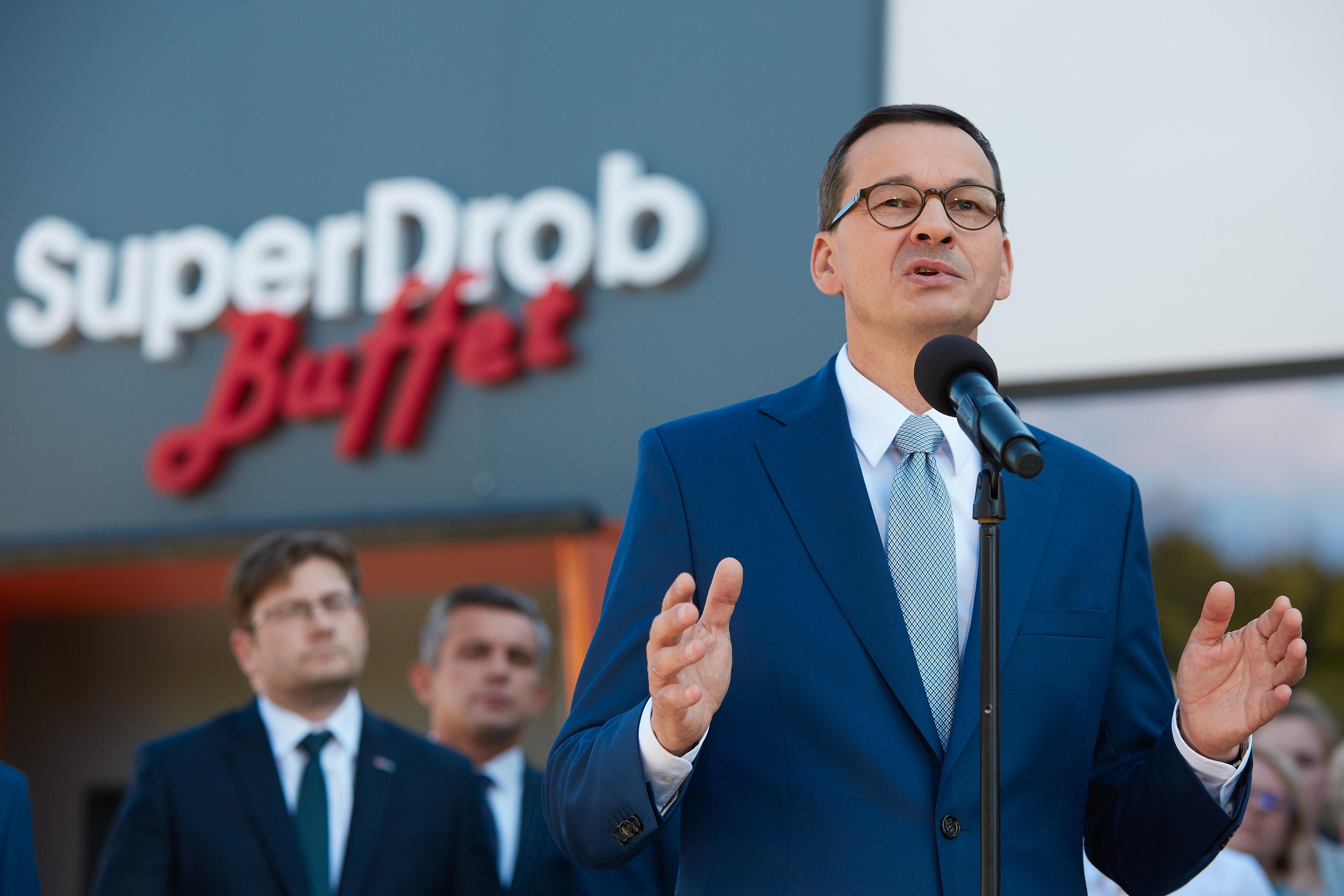 Premier w SuperDrób