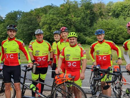 Rando de Cycling4life en faveur du Télévie.