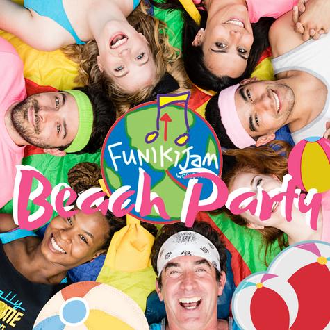 FunikiJam Beach Party for Kids