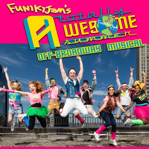 Totally Awesome Summer original NYC Cast Recording