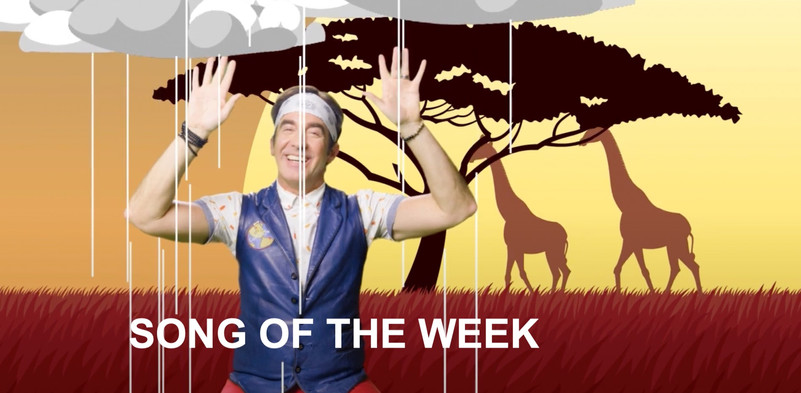 Song of the Week: African Rain Chant Song for Kids