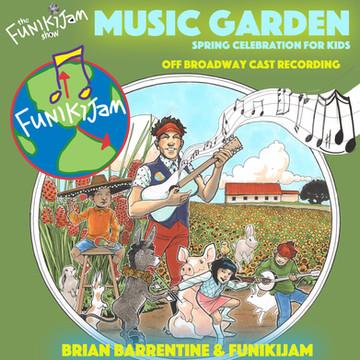 Vamos Todos: Music Garden
